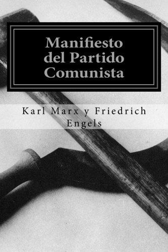 9781537025155: Manifiesto del Partido Comunista (Spanish Edition)