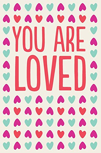 9781537029948: You Are Loved: Inspirational Journal