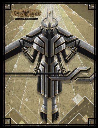 9781537052687: Black Sands, Legends of Kemet Notebook #10 8.5x11 College Ruled: The Dragon!
