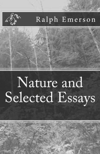 9781537056432: Nature and Selected Essays