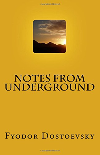 9781537056562: Notes From Underground