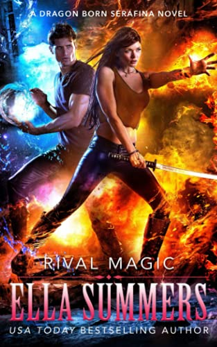 9781537060354: Rival Magic: Volume 4 (Dragon Born Serafina)