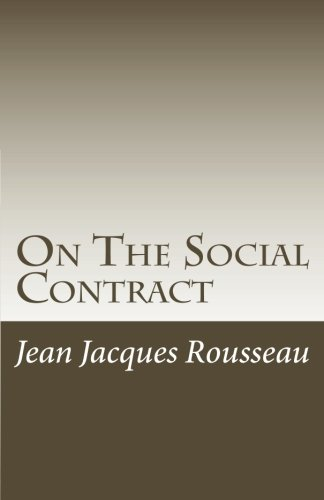9781537061351: On The Social Contract