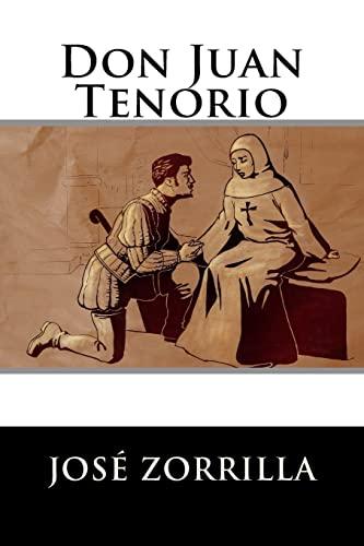9781537064581: Don Juan Tenorio