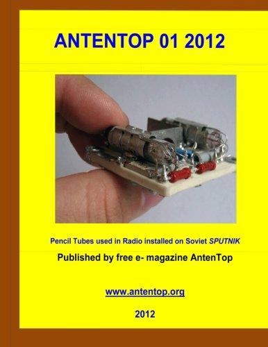 9781537071442: Antentop 01 2012: Free e- magazine Antentop (Volume 16)