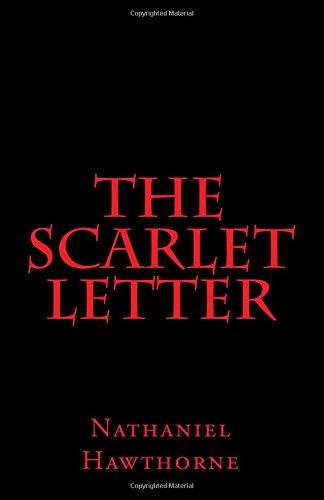 The Scarlet Letter (Paperback): Hawthorne