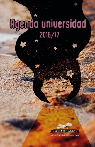 9781537088051: Agenda universidad 2016/17: interior blanco y negro