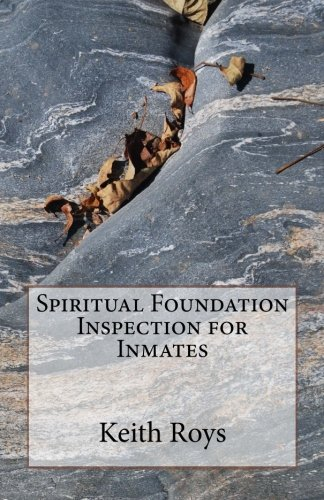 9781537093420: Spiritual Foundation Inspection for Inmates