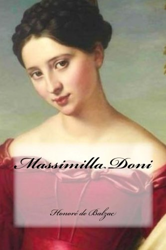 9781537099064: Massimilla Doni (French Edition)