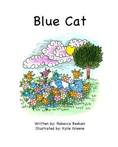 9781537118338: Blue Cat