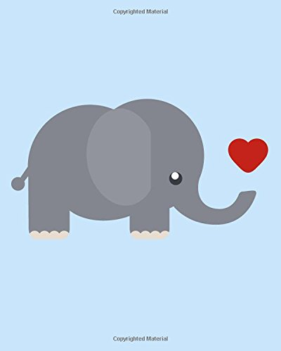 9781537125237: Elephant 2017 Weekly Planner: Plan Your Year! (8