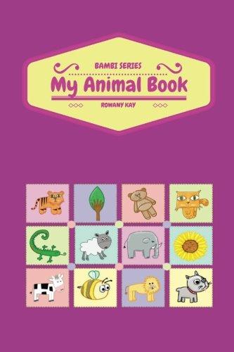 9781537139920: My Animal Book (Bambi Series)