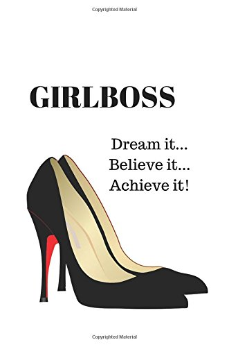 9781537144337: Girlboss - Journal: 100 lined pages for inspration, writing, poetry, daily planning and much more