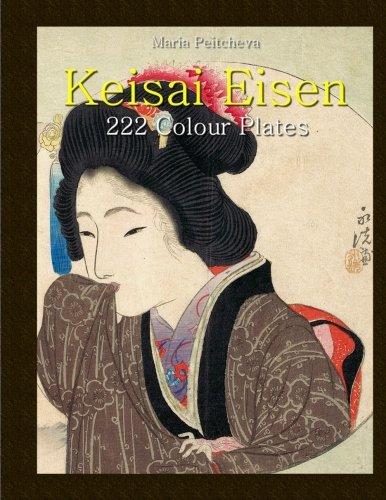 9781537160498: Keisai Eisen: 222 Colour Plates