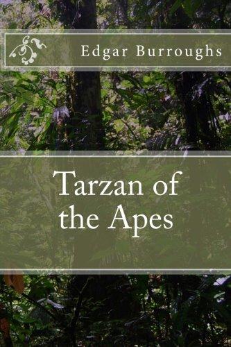 9781537166476: Tarzan of the Apes