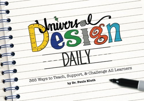9781537167466: Universal Design Daily: 365 Ways to Teach, Support, & Challenge All Learners