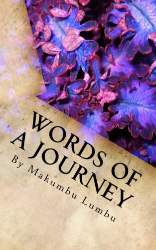 9781537184180: Words of a Journey