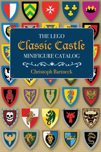 9781537189307: The Classic Castle LEGO Minifigure Catalog: 1st Edition