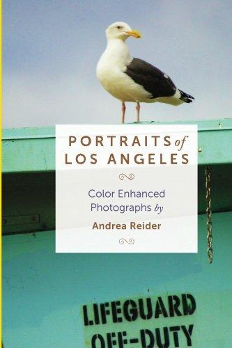 9781537209067: Portraits of Los Angeles: Color Enhanced Photographs