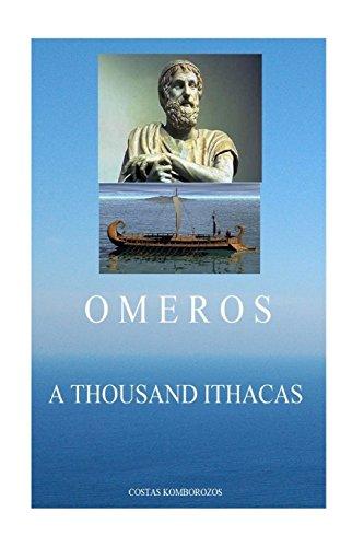 9781537237817: Omeros: A Thousand Ithacas