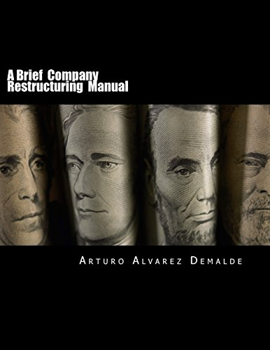 9781537242095: A Brief Company Restructuring Manual: How to restructure a company: tips and practical business cases