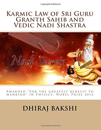 9781537247328: Karmic Law of Sri Guru Granth Sahib and Vedic Nadi Shastra