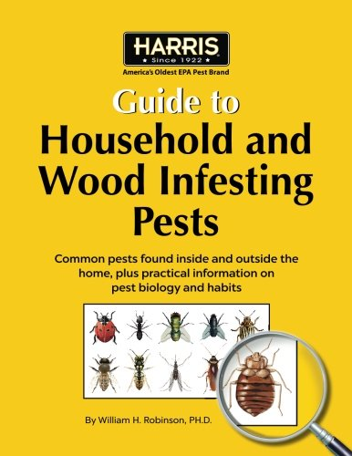 9781537273105: Harris Guide To Household and Wood Infesting Pests