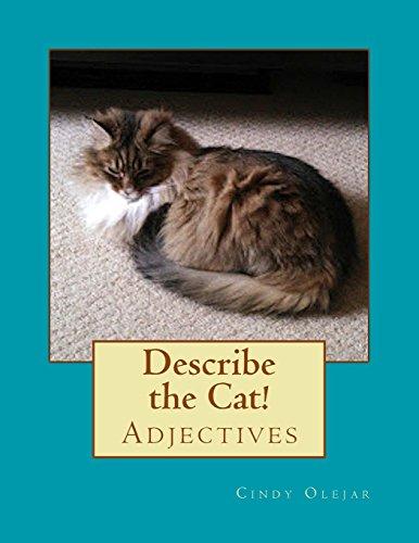 Describe the Cat!: Cindy Olejar