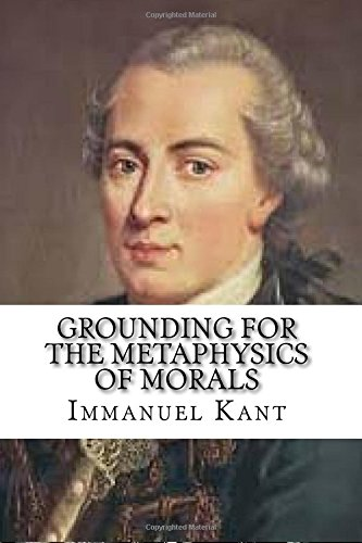 9781537288673: Grounding for the Metaphysics of Morals