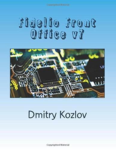 9781537300214: Fidelio Front Office v7 (Russian Edition)