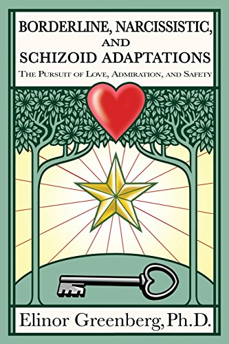 9781537334226: Borderline, Narcissistic, and Schizoid Adaptations: The Pursuit of Love, Admiration, and Safety