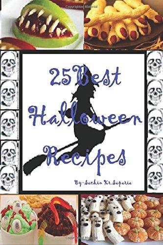 9781537347547: 25 Best Halloween Recipes