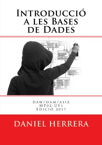 9781537350967: Introducció a les Bases de Dades: daw/dam/asix MP02-UF1