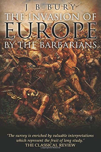 9781537354446: The Invasion of Europe by the Barbarians