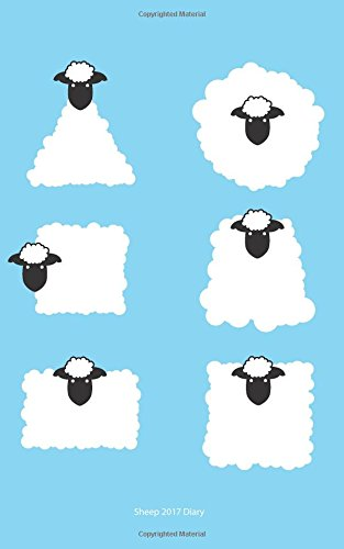 9781537365527: Sheep 2017 Diary: Plan Your Year! (5