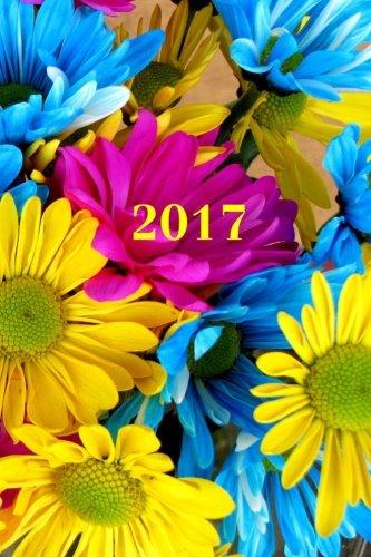 9781537366296: 2017: Calendario/Planificador de cita: 1 semana en 2 lados, Formato 6