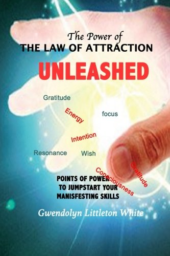 9781537370774: The Power Of The Law Of Attraction: Points of Power To Jumpstart Your Manifesting Skills
