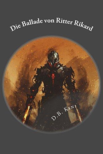 9781537372525: Die Ballade von Ritter Rikard (German Edition)