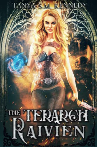 9781537376080: The Terarch Raivien (The Terarch Rebellion) (Volume 2)