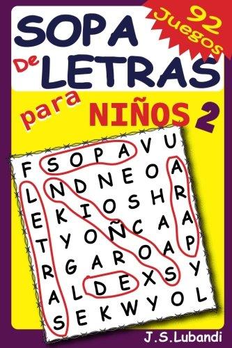 9781537423784: Sopa de Letras para Niños 2 (Volume 2) (Spanish Edition)