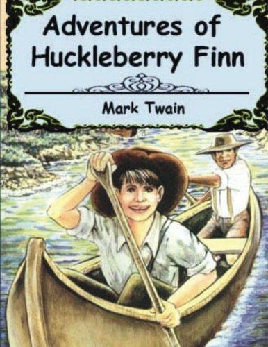 9781537441863: Adventures Of Huckleberry Finn