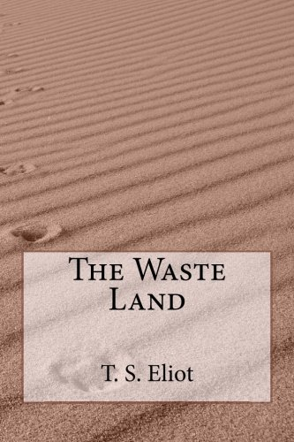 9781537444369: The Waste Land