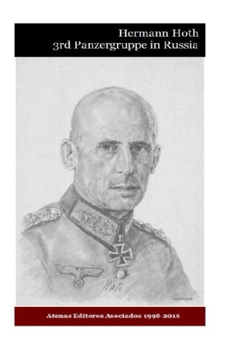 9781537459523: Hermann Hoth 3rd Panzergruppe in Russia