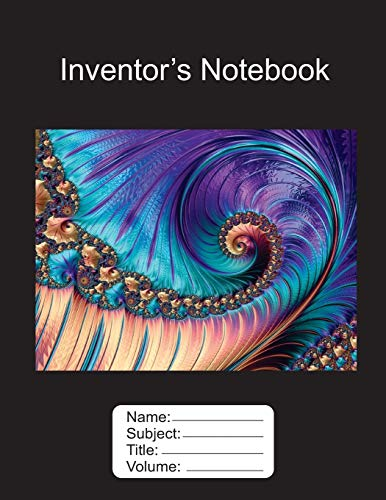 9781537463384: Inventor's Notebook. 8.5