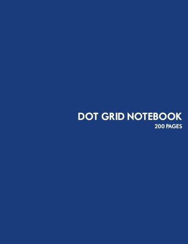 9781537478319: Dot Grid Notebook: Perfect for student, professional, home or office use.