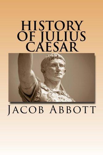 9781537481319: History of Julius Caesar