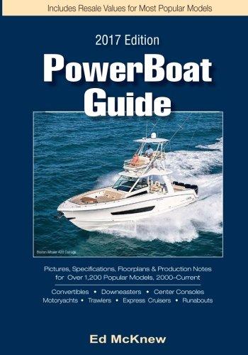 2017 PowerBoat Guide: Ed McKnew