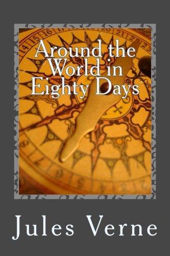 9781537495255: Around the World in Eighty Days
