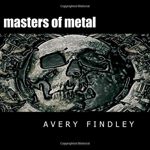 9781537498652: masters of metal