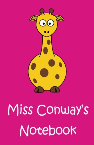 9781537499291: Miss Conway's Notebook